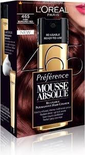 Loreal Mousse Hair Color Discontinued Hair Coloring