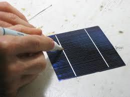 diy homemade solar panel simple one
