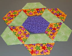 Half hexagon designs | a daily dose of fiber & I ... Adamdwight.com