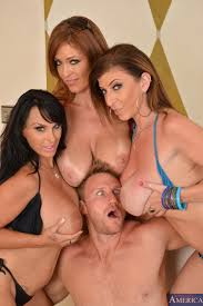 Three Ladies Like The Same Guy photos Sara Jay Holly Halston.