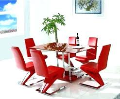 Red dining table set Glass Dining Red Dining Room Table And Chairs Modern Red Dining Chairs Likeable Modern Red Dining Chairs In Bienmaigrir Red Dining Room Table And Chairs Bienmaigrir