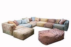 19. the velvet sofa