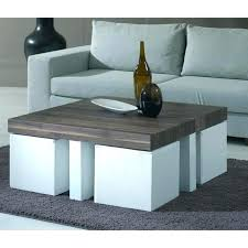 coffee table stools coffee table with nesting stools e e round coffee table with coffee tables with