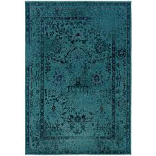 home decorators collection overdye teal 10 ft x 12 ft area rug c3251a290370hd the home depot