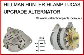 alternator wiring diagram lucas wiring diagram and schematic design extract from wiring diagram generator to alternator conversion