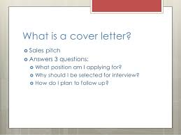 Cover Letter Presentation Exle Cover Letter And Resume