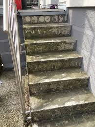 Wie hoch sind die kosten für ihre treppe, terrasse oder balkon. Aussentreppe Mit Steinteppich Sanieren Bauanleitung Zum Selberbauen 1 2 Do Com Deine Heimwerker Community