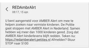 Politie stelt Amber Alert in gebreke na ...