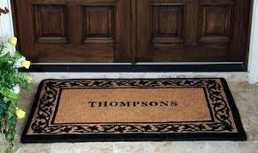 monogram outdoor rug front door mats breathtaking monogrammed front door mats on furniture design for monogram monogram outdoor rug