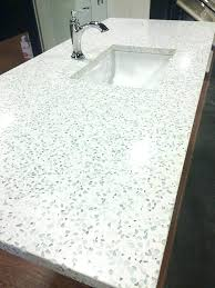 cost of recycled glass countertop recycled glass cost terrific bathroom am intrigued by of fine photo cost of recycled glass countertop