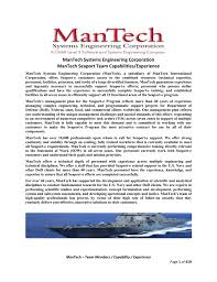 These systems provide capabilities of crm software and marketing automation software to help agents enhance relationships with customers, clients, and prospects. Mantech International