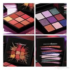 newest hot makeup brand beauty palette eyeshadow 2 style gemstone c dhl shipping brushes cosmetics