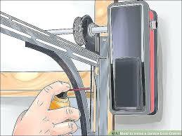 auto garage door auto garage how to install a garage door opener with auto