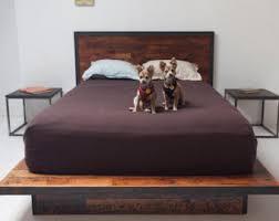 reclaimed wood king platform bed. IMAHARA PLATFORM BED Reclaimed Wood King Platform Bed