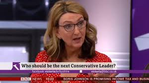 The victoria derbyshire show was axed just three weeks ago, and the host has now demanded the decision gets reversed. Victoria Derbyshire Accidentally Swears When Saying Jeremy Hunt Video Politics The Guardian