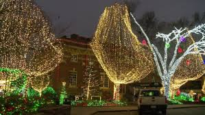 Fayetteville Lighting Of The Square Lights Of The Ozarks Kicks Off With Annual Parade This Week