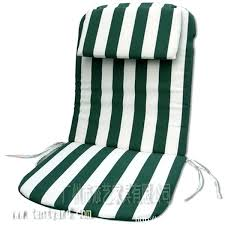 green rocking chair cushions green and white stripe rocking chair cushion set with head pillow dark
