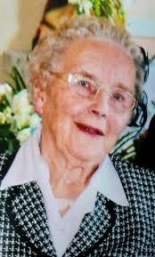 Death Notice of Eileen Johnson (née Gaynor)