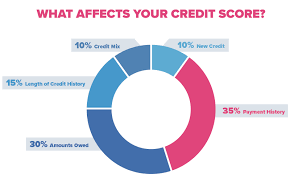 Credit Score Pie Chart How To Build Credit