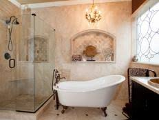 Small Picture 12 Budget Bathroom Remodeling Tips HGTV