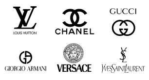 Image result for fashion brand logos