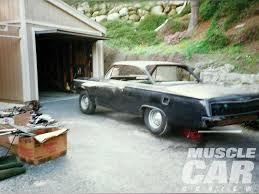 1962 Chevy Bel Air and 1963 ½ Ford Galaxie - Muscle Car Review ...