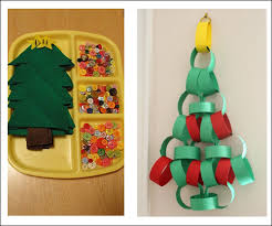 Write Something You Love About The Person On Each RingWe Love Christmas Toddler Craft Ideas