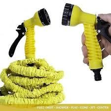 expanding hose with spray 25 50