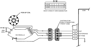 1985 chevy suburban the coil ignition modular cap and rotor fried chart c 4a ignition system check integral coil