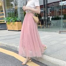 2020 的 <b>2019 summer dress new</b> Korean version medium and long ...
