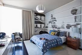 image teenagers bedroom. Bedroom, Cool A Teenagers Room Bedroom Ideas For Small Rooms Ball Lamp Blue White Image E