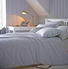 blue stripe duvet cover home design ideas intended for ticking stripe duvet ticking stripe duvet the