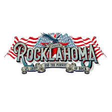 Rocklahoma Music Festival At Pryor Oklahoma On 24 May 2019