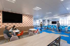 spacious insurance office design. Modern Office Interior Spacious Insurance Design
