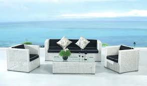 outdoor furniture white. Beautiful Outdoor White Patio Table Wicker Outdoor Furniture  Decorating Ideas Round And   In Outdoor Furniture White T