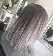 Awesome Silver Ombre Created By Me