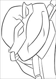 Ninja Turtle Coloring Pages To Print Little Foot Coloring Pages Free