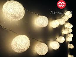 Decorative String Balls Simple Decorative Hanging Lights For Bedroom Decorative Light Balls White