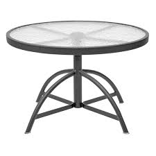 creative of glass top patio table homecrest glass top 30 in round adjule height patio table home decor concept