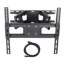 Tv mount for 65 inch tv Lcd Videosecu Mw340b2 Tv Wall Mount Bracket For Most 3265 Inch Led Lcd Oled And Plasma Flat Screen Tv With Full Motion Tilt Swivel Articulating Dual Arms The Architects Guide The 10 Best Tv Wall Mounts The Architects Guide