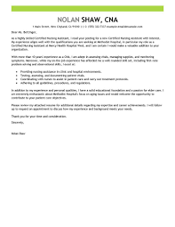 Physical Therapy Aide Cover Letter Example Best Nursing And