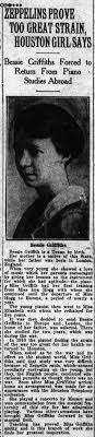 April 13, 1919 - Bessie Griffiths - Newspapers.com
