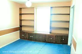 home office simple. Build A Large Surface Home Office Desk From Inexpensive 3/4\ Simple