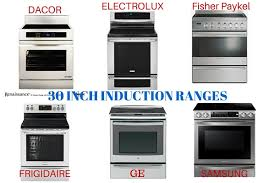 30 inch induction range. Beautiful Induction In 30 Inch Induction Range I