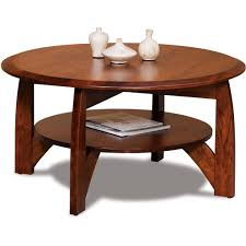 amish furniture ct. Interesting Furniture QW Amish Boulder Creek Round Coffee Table For Furniture Ct L