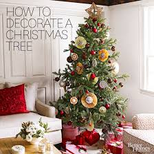 Christmas Tree Decorating Traditions