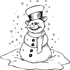 Small Picture Winter Coloring Pages Scrapbooking prints Pinterest Coloring