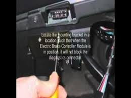 electric trailer brake controller installation for land rover lr3 Google Radio Wiring Diagram 2001 Range Rover at Land Rover Discovery 2 Trailer Wiring Diagram