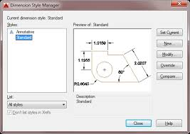 autocad dimension text size dimension styles autocad 2016 tutorial and videos