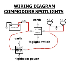 driving light relay wiring diagram driving image fog light wiring diagram out relay fog image on driving light relay wiring diagram